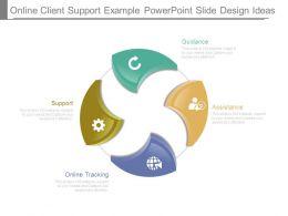 online_client_support_example_powerpoint_slide_design_ideas_Slide01