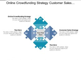 Online Crowdfunding Strategy Customer Sales Strategy Strategic Segmentation Cpb