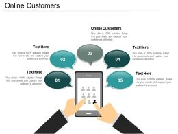 68328433 Style Technology 1 Mobile 5 Piece Powerpoint Presentation Diagram Infographic Slide