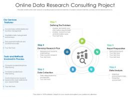 Online Data Research Consulting Project