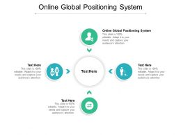 Online Global Positioning System Ppt Powerpoint Presentation Infographics Cpb