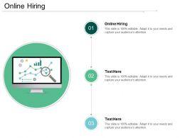 Online Hiring Ppt Powerpoint Presentation Show Background Designs Cpb