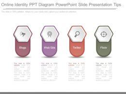online_identity_ppt_diagram_powerpoint_slide_presentation_tips_Slide01