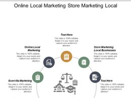 Online Local Marketing Store Marketing Local Businesses Guerrilla Marketing Cpb