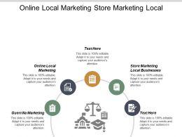 Online Local Marketing Store Marketing Local Businesses Guerrilla Marketing Cpb