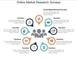Online Market Research Surveys Ppt Powerpoint Presentation Icon Graphics Cpb
