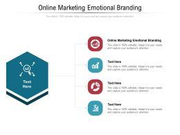 Online Marketing Emotional Branding Ppt Powerpoint Presentation Summary Background Cpb