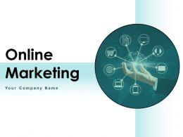 Online Marketing Powerpoint Presentation Slides