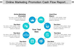 Online Marketing Promotion Cash Flow Report Competitive Intelligence Reports Cpb