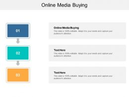 Online Media Buying Ppt Powerpoint Presentation Slides Guide Cpb