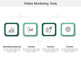Online Monitoring Tools Ppt Powerpoint Presentation Show Maker Cpb