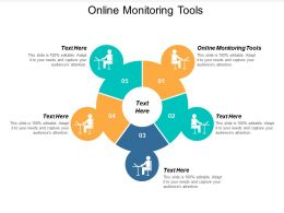 Online Monitoring Tools Ppt Powerpoint Presentation Show Visual Aids Cpb