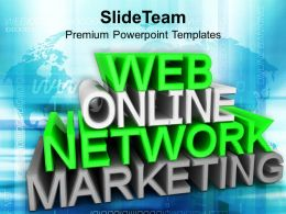 Online Networking Global Communication Powerpoint Templates Ppt Themes And Graphics 0113