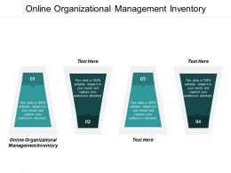 Online Organizational Management Inventory Ppt Powerpoint Presentation Ideas Icons Cpb
