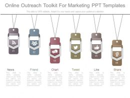online_outreach_toolkit_for_marketing_ppt_templates_Slide01