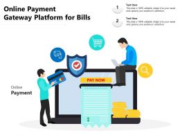 Online Payment Gateway Platform For Bills
