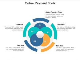 Online Payment Tools Ppt Powerpoint Presentation Show Influencers Cpb