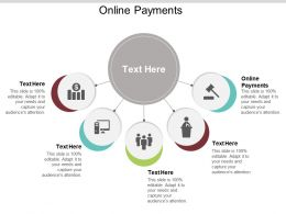 Online Payments Ppt Powerpoint Presentation Infographic Template Inspiration Cpb