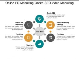 Online Pr Marketing Onsite Seo Video Marketing Strategy Cpb
