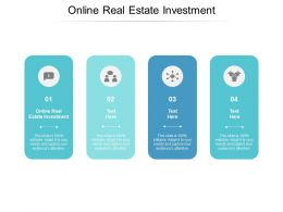 Online Real Estate Investment Ppt Powerpoint Presentation Gallery Clipart Cpb
