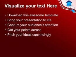 Online Real Estate Marketing Concept Powerpoint Templates Ppt Backgrounds For Slides 0213