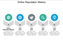 Online Reputation Metrics Ppt Powerpoint Presentation Inspiration Example Introduction Cpb