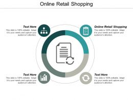 Online Retail Shopping Ppt Powerpoint Presentation Infographic Template Background Image Cpb