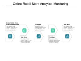 Online Retail Store Performance Assessment Ppt Powerpoint Presentation Gallery Slide Download Cpb
