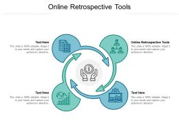 Online Retrospective Tools Ppt Powerpoint Presentation File Pictures Cpb