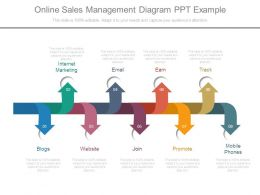 online_sales_management_diagram_ppt_example_Slide01