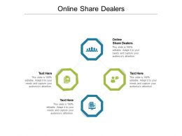 Online Share Dealers Ppt Powerpoint Presentation Inspiration Ideas Cpb