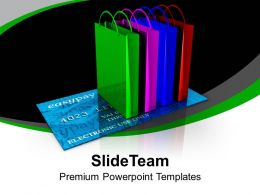 Online Shopping Internet Powerpoint Templates Ppt Themes And Graphics 0113