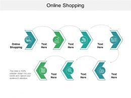 Online Shopping Ppt Powerpoint Presentation File Slide Portrait Cpb