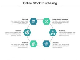 Online Stock Purchasing Ppt Powerpoint Presentation Styles Background Image Cpb