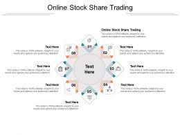 Online Stock Share Trading Ppt Powerpoint Presentation Inspiration Example Cpb