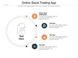 Online Stock Trading App Ppt Powerpoint Presentation Files Cpb
