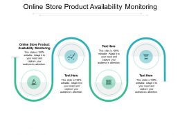 Online Store Product Availability Monitoring Ppt Powerpoint Presentation Visuals Cpb