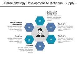 Online Strategy Development Multichannel Supply Chain Marketing Performance Measures Cpb
