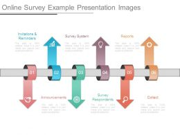 Online Survey Example Presentation Images