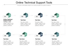 Online Technical Support Tools Ppt Powerpoint Presentation Styles Graphics Cpb