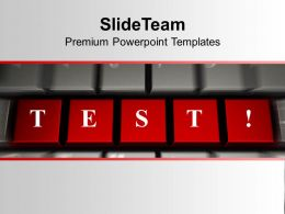 Online Test Education Powerpoint Templates Ppt Themes And Graphics 0313