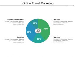 Online Travel Marketing Ppt Powerpoint Presentation Gallery Graphics Template Cpb