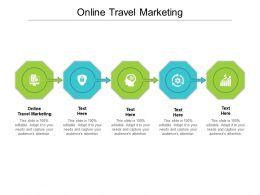 Online Travel Marketing Ppt Powerpoint Presentation Layouts Ideas Cpb