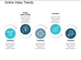Online Video Trends Ppt Powerpoint Presentation File Themes Cpb