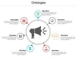 Ontologies Ppt Powerpoint Presentation File Infographic Template Cpb