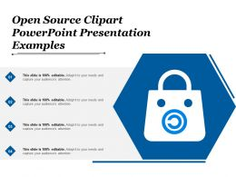 Open Source Clipart Powerpoint Presentation Examples