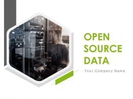 Open Source Data Powerpoint Presentation Slides