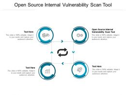 Open Source Internal Vulnerability Scan Tool Ppt Powerpoint Presentation File Infographic Template Cpb