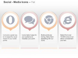Opera We Chat Chrome Internet Explorer Ppt Icons Graphics