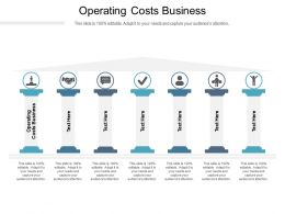 Operating Costs Business Ppt Powerpoint Presentation Model Visuals Cpb
